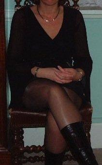 Une réception chez un de mes boss dans photo 007